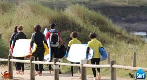 Ecole de surf Guidel