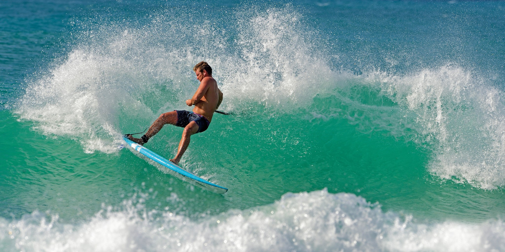 Surf et Paddle