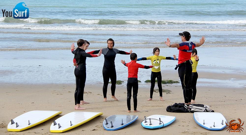 cours surf ploemeur